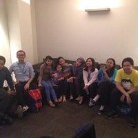 Photo taken at Pyramid Post Studio by Diah Pipit L. on 10/22/2015