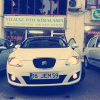 Photo taken at Yılmaz Oto Kiralama by Sedat A. on 5/27/2014
