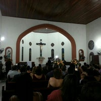 Photo taken at Igreja De São José by Junior B. on 10/13/2012