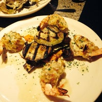 Photo taken at Carrabba's - The Original on Kirby by Debra O. on 8/28/2014