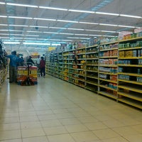 Photo taken at Carrefour by Sergio B. on 3/4/2013