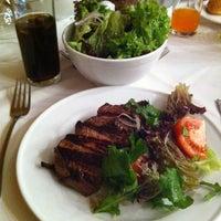 Photo taken at Eladio Restaurant by Mauricio C. on 10/13/2012