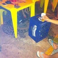 Photo taken at Bar do Lê by Thiago C. on 8/26/2014