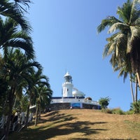 Photo taken at Tanjung Tuan lighthouse by Nasrul R. on 3/14/2015