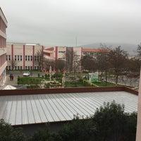 Photo taken at Edebiyat Fakültesi by Emin Ö. on 3/23/2018