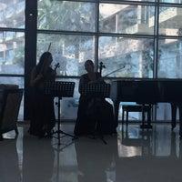 12/17/2017 tarihinde Osman A.ziyaretçi tarafından Nu Air Shisha Lounge By Rixos'de çekilen fotoğraf