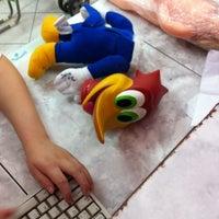 Photo taken at Hospital das Bonecas, Brinquedos e Games by Mauricio F. on 11/10/2012