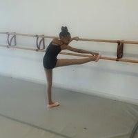 Photo taken at Joel Hall Dancers & Center by Rachel M. on 2/9/2013
