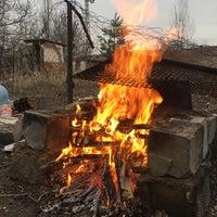 Photo taken at Işıklar Köyü by Utku Arda Ö. on 3/19/2017