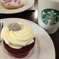 Photo taken at Starbucks by Ekaterina B. on 1/23/2013