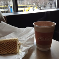 Photo taken at McCafé by joao a. on 3/29/2013