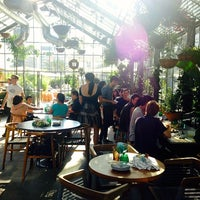 Photo taken at COMMISSARY by LAist on 10/31/2014