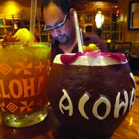 Photo taken at Trader Vic's Lounge by LAist on 1/15/2015