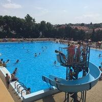 Photo taken at Letné kúpalisko MY by Maťo L. on 7/19/2015