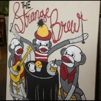 Photo taken at The Strange Brew by Krista L. on 12/28/2012