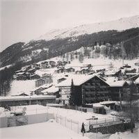 Photo taken at Best Western Alpen Resort Hotel by Kirill U. on 2/20/2013