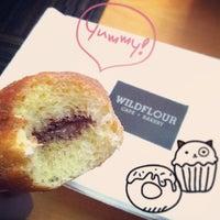 Photo taken at Wildflour Café + Bakery by Miriam P. S. on 6/6/2013