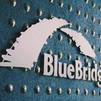 """Photo taken at UAB """"Blue Bridge Bond"""" by Ramunė on 6/4/2014"""