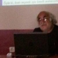 Photo taken at Fen Edebiyat Fakültesi by Mert Galip Ö. on 10/15/2014