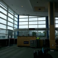 Photo taken at Gate 14 by Steven S. on 9/26/2013