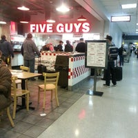 Photo taken at Five Guys by Steven S. on 12/1/2012