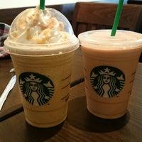Photo taken at Starbucks by Alisara T. on 6/21/2014