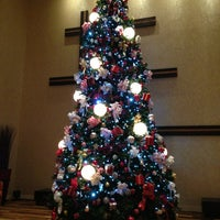 Photo taken at Hyatt Morristown at Headquarters Plaza by John H. on 12/18/2012