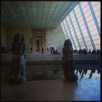 Foto tirada no(a) Temple of Dendur por Barry W. em 2/18/2013
