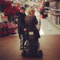 Photo taken at Walmart Supercenter by Melinda F. on 12/24/2012