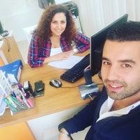 Photo taken at Turkuaz Sigorta Aracilik Hizmetleri by Osman D. on 11/3/2015