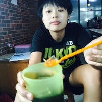 Photo taken at เค้กลุมพลี by pang c. on 6/12/2014
