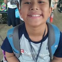 Photo taken at Xavier University -Ateneo de Cagayan High School by Anna C. on 11/9/2015