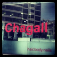 Photo taken at Chagall by D P. on 2/13/2013