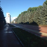Photo taken at Мемориал Победы 1941-1945 by Дарья С. on 6/10/2014