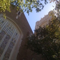 Photo taken at First United Methodist Church by Curtis H. on 4/21/2012