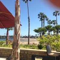 Photo taken at Beachside Restaurant and Bar by Lauren K. on 5/13/2013