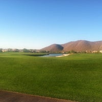 Photo taken at Ancala Country Club by Lauren K. on 11/21/2012