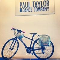 Photo taken at Paul Taylor Dance Company by Eran J. on 6/22/2013