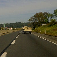 Photo taken at Pennsylvania Turnpike by Mike B. on 9/16/2012