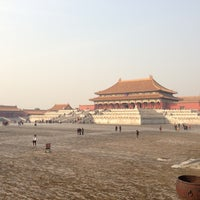 Photo taken at Forbidden City (Palace Museum) by John H. on 11/21/2012