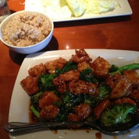 Photo taken at P.F. Chang's by Tiffany A. on 4/7/2013
