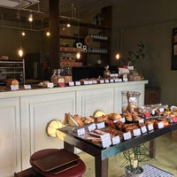 Photo taken at MAYBE BAKERY by Lauren Y. on 3/20/2016