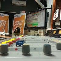Photo taken at EXA 105.5 FM by Jesus R. on 5/26/2014