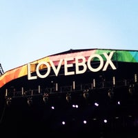 Photo taken at Lovebox Festival by Michael Andre J. on 7/19/2014