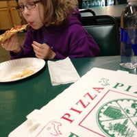 Photo taken at Bear Paw Pizza by Steve D. on 10/27/2012