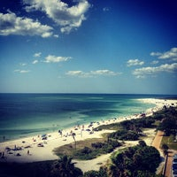 Photo taken at Lido Beach Resort by Olivia S. on 10/13/2012