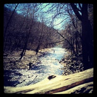Photo taken at Wissahickon Valley Park by Niraj D. on 4/6/2013