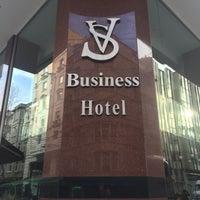 1/4/2018 tarihinde Rumet S.ziyaretçi tarafından Sv Boutique Hotel Istanbul'de çekilen fotoğraf