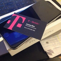 Photo taken at T-Mobile by Warren R. on 11/20/2015