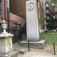 Photo taken at John Hancock Grave by Warren R. on 8/9/2017